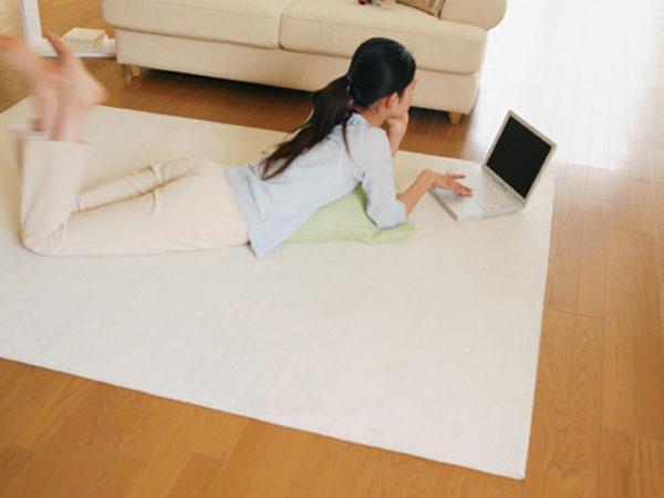 ガス温水式床暖房