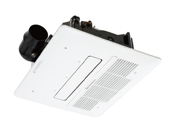 ガス温水式浴室暖房換気乾燥機